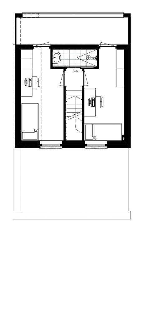 nugter Architectuur-plattegrond-kavelwoning-ontwerp-den-haag-schapenatjesduin-02