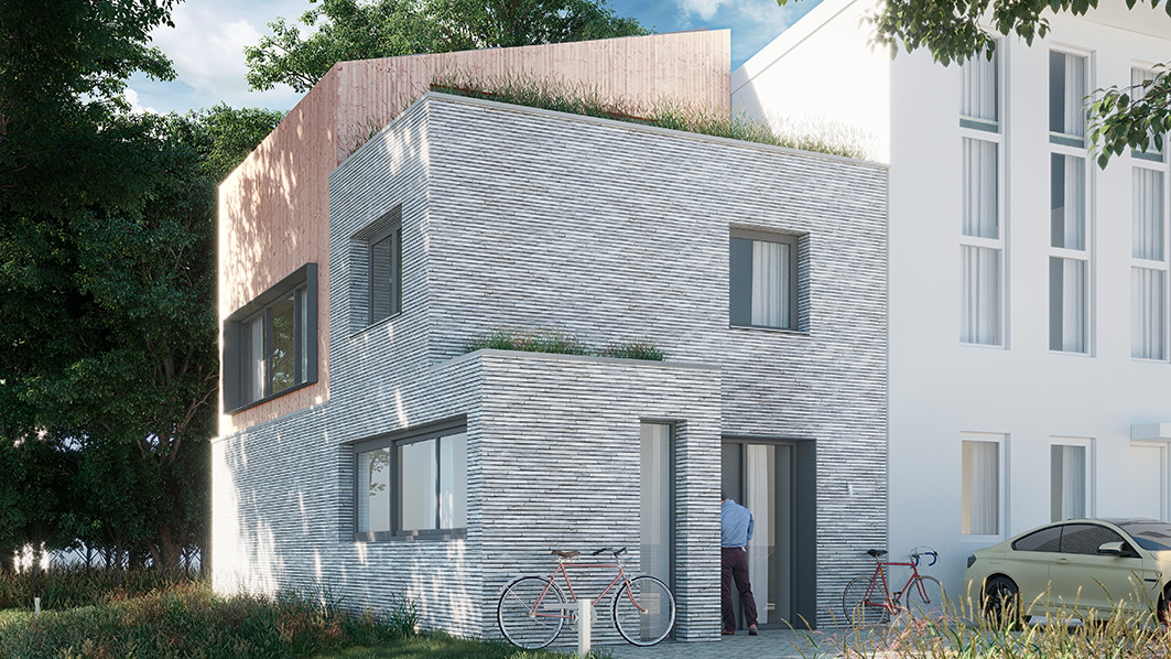 nugter Architectuur-plattegrond-architect ontwerp-den-haag-kijkduin